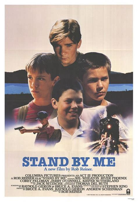 themes in the film stand by me movie trivia stand by me neatorama