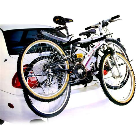 Bike Rack Universal new universal bicycle bike carrier car rack for 2 bikes ebay