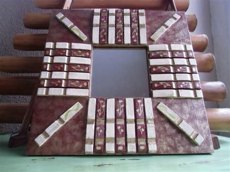 decorar con espejos malma espejo malma ikea decorado con pinzas el trastero de