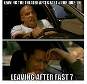 LEAVING THE THEATER AFTER FAST &amp FURIOUS 1 G Superman 752