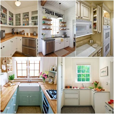 How To Make A Small Kitchen Look Larger by Make A Small Kitchen Look Bigger With These Tips And