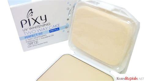 Bedak Pixy Finish Refill diklaim cocok untuk kulit berminyak harga bedak pixy