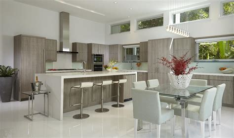 Kitchen Design Miami Kitchen Design Miami Casual Contemporary Kitchen By Pepe Calderin Pfuner Design Oceanfront