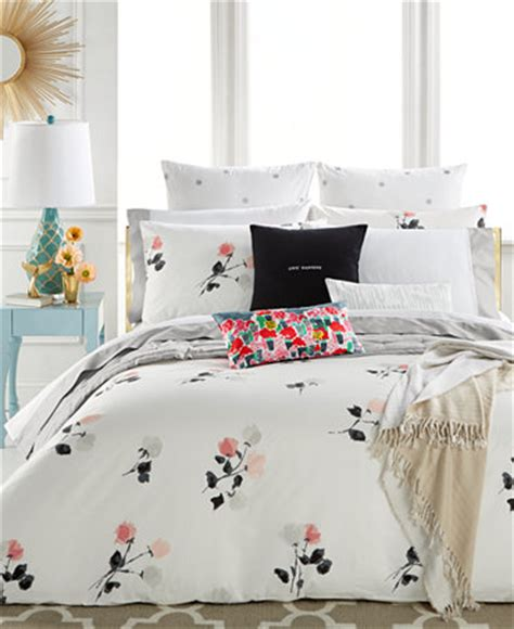 kate spade new york willow court blush bedding collection