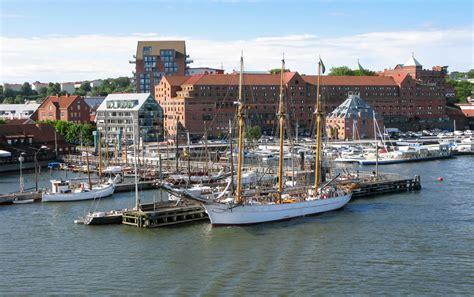 rib boat gothenburg gothenburg city marina sweden