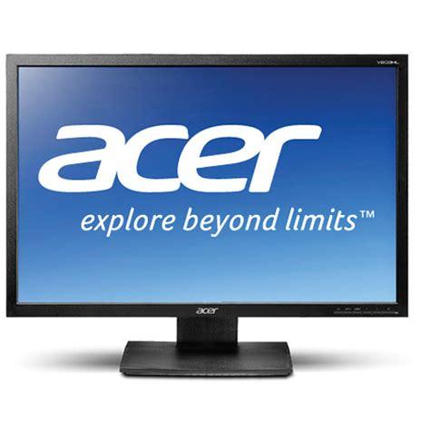 Monitor Acer V203hl acer v203hl bjobmd 20 quot led backlit widescreen um dv3aa b02