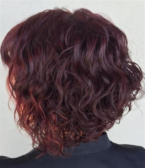 fine hair color and bob perms 50 gorgeous perms looks say hello to your future curls