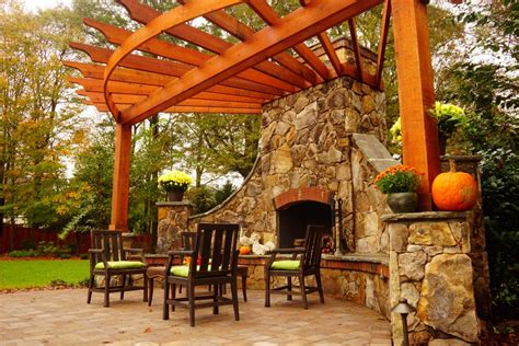 Hearth Pool And Patio Sudbury Fireplaces And Patios Coogan S Landscape Design And