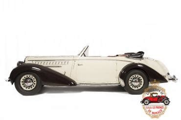 les annees folio collection voitures prince de monaco category delahaye 135 ms 1948 mtcc