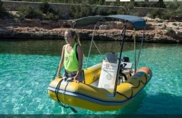 speed boat hire barbados hire a boat with or without skipper in ibiza hangloose