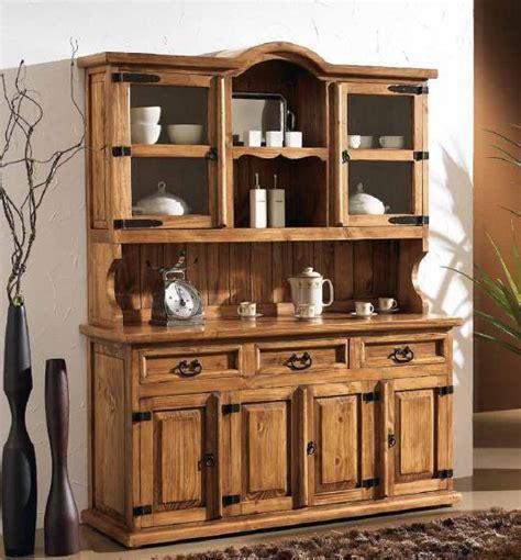muebles rusticos de pino muebles