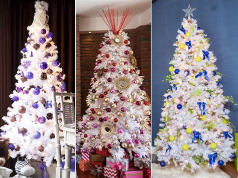 purple and white tree color your with these 10 artificial trees hgtv
