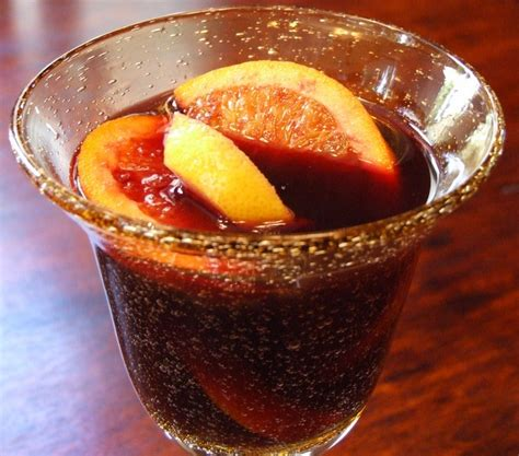 sangria recipe red wine triple sec