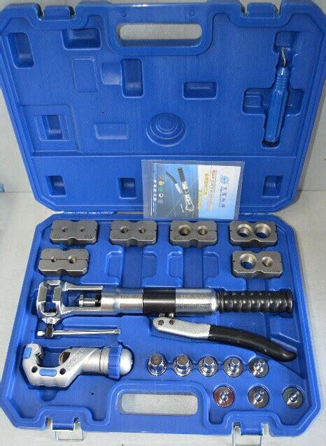 Tubing Tool Kit Set hydraulic expanding expander flaring tools copper pipe flaring kit wk 400 refrigeration
