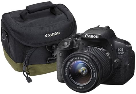 canon eos 700d bag appareil photo reflex canon eos 700d 18 55 is stm