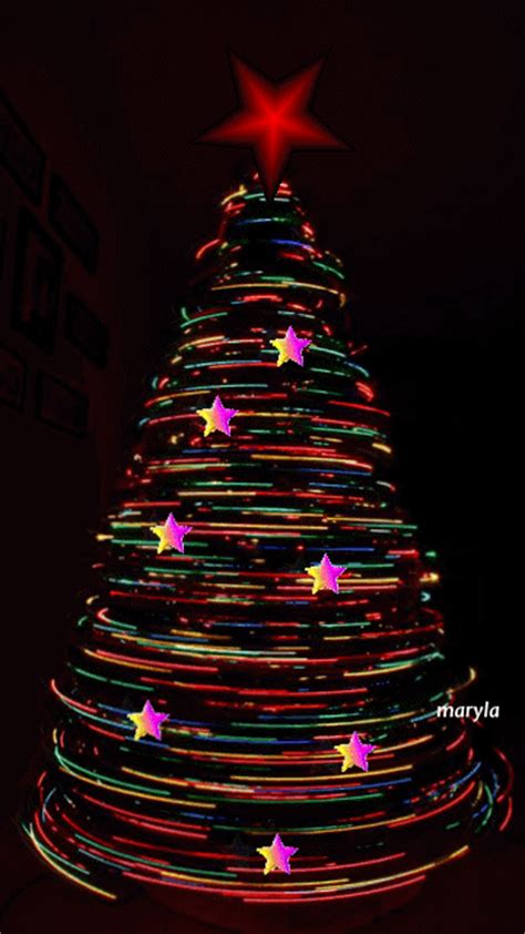gif weihnachtsbaum spinning tree pictures photos and images for