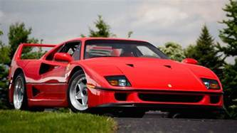eight things you didn t about the f40