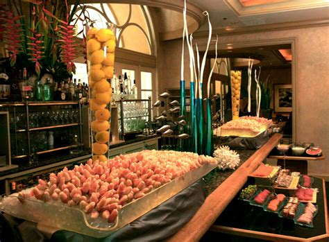 The Top 5 Sunday Brunch Spots In Los Angeles Haute Living Sunday Brunch Buffet Los Angeles