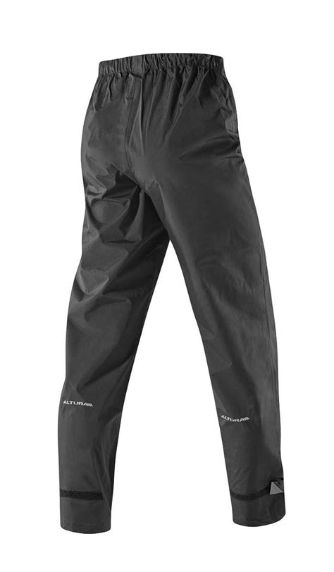 mens cycling waterproofs altura nevis ii waterproof mens cycling overtrousers ebay