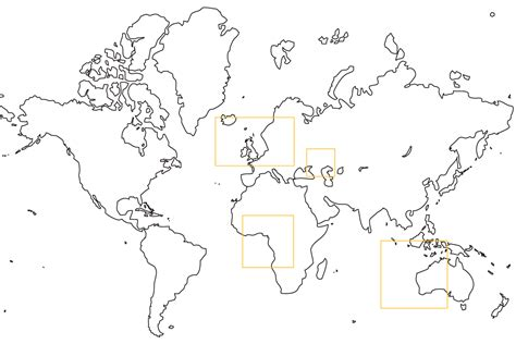 world map coloring page on world oceans map coloring page for kindergarten