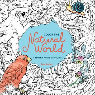 Check Balance Books A Million Gift Card - color the natural world a timber press coloring book by zoe keller paperback