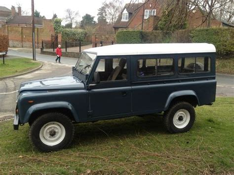how to sell used cars 1986 land rover range rover electronic valve timing purchase used land rover defender diesel 110 1986 8 seater price includes shipping in hull