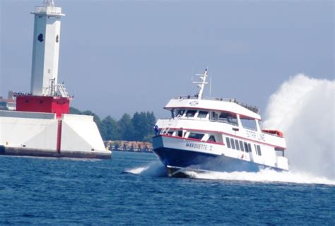 arnold boat line mybaycity arnold line ferry starts runs to mackinac