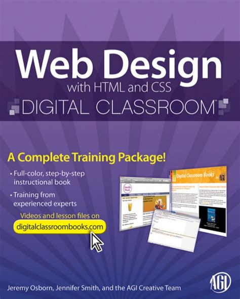 web design html and css web design with html and css digital classroom