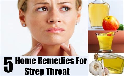 5 home remedies for strep throat diy find home remedies