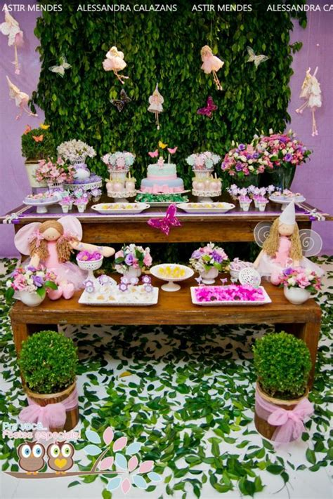 Garden Birthday Ideas Kara S Party Ideas Fairy Garden Themed 1st Birthday Party