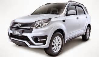 Daihatsu Terios 2017 Daihatsu Terios Release Date And Price 2018 2019