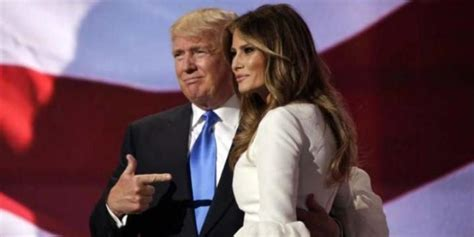 donald trump istri istri donald trump bantah langgar aturan soal visa