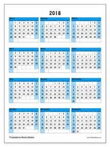 Calendario 2018 Con Feriados Peru Calendarios Para Imprimir 2018 Per 250