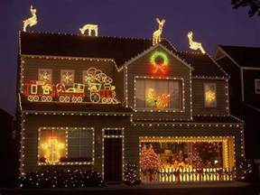 31 exterior christmas decorating ideas inspirationseek com decorated houses for christmas beautiful christmas