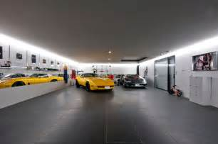 3 Car Garage Lighting Kre House By No 555 Architectural Design Office 15