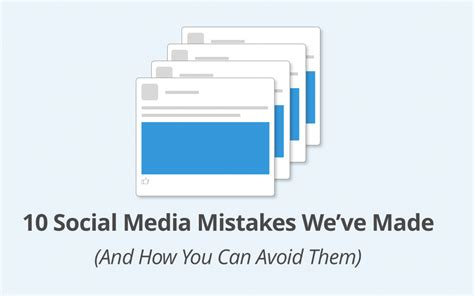 10 Dating Mistakes Weve All Made by Social Media Archives Bradley Birchall