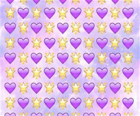 emoji wallpaper hearts wallpapers emoji by ilovecatspink on we heart it