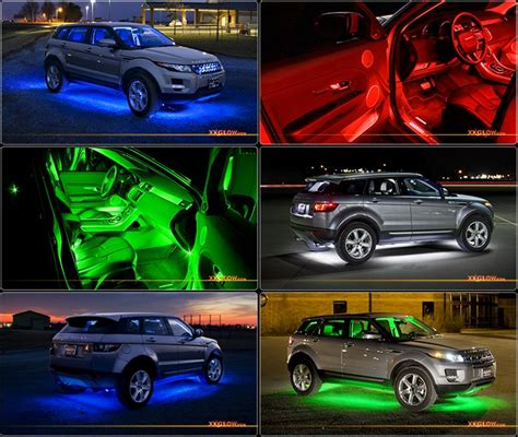 Interior Neon Lights For Trucks by New Led Neon Accent Lighting Kit For Car Truck Underglow