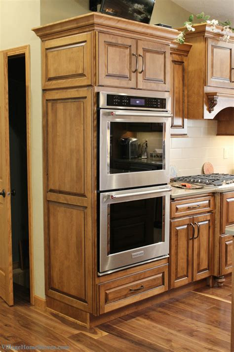 Kitchen Cabinet For Wall Oven by Kitchenaid Wall Ovens With True Convection 5 0 Cu