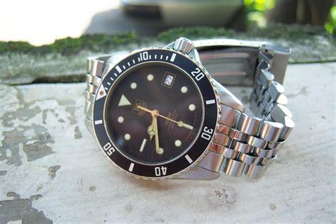 Jam Tangan Tag Heuer 200m jam tangan for sale tag heuer 1000 diver 200m quartz sold