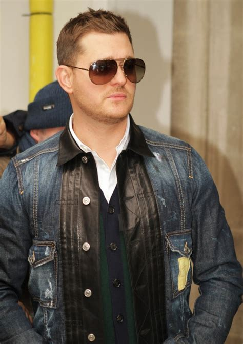 Buble Fit michael buble picture 44 michael buble is seen arriving