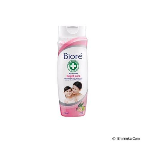 Sabun Biore jual biore foam bright care bottle 250ml 596829