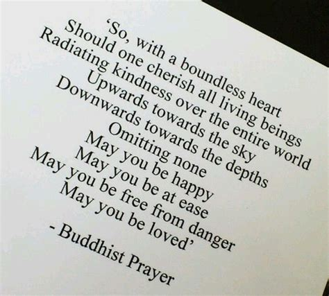 Buddhist Prayer I Am