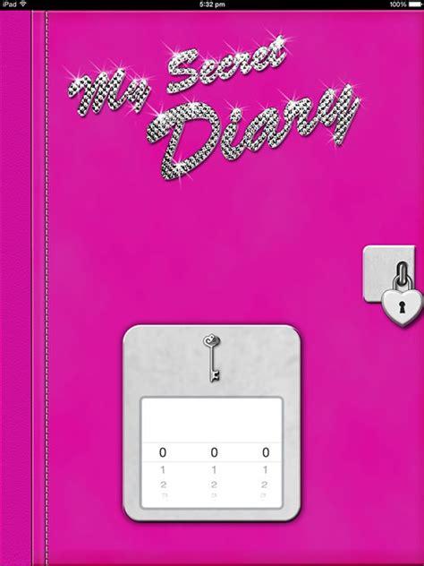 my secret my secret diary on the app store