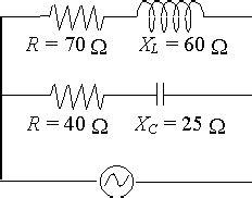 resistors in parallel ac circuit 12 parallel ac circuits