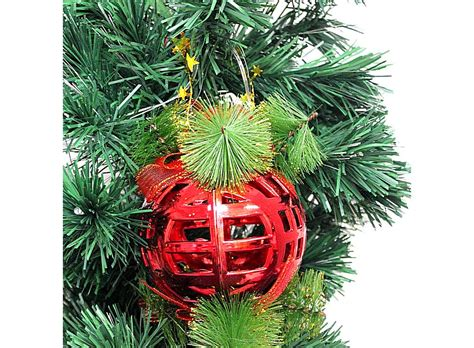 fashional christmas tree ornaments big ball hanger w01262