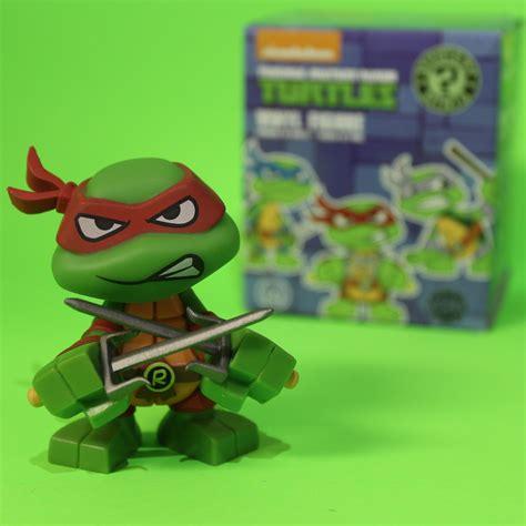 Funko Mystery Minis Mutant Turtles Raphael raphael mystery vinyl mystery minis mutant
