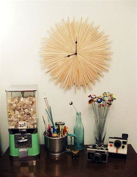 30 funky wall clock design ideas personalizing interior