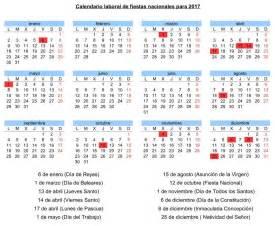 Calendario 2018 Vigo El Calendario Laboral Para 2017 Contar 225 Con 12 D 237 As