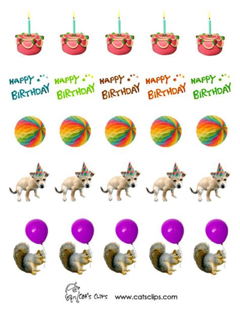 printable cat stickers free printable stickers
